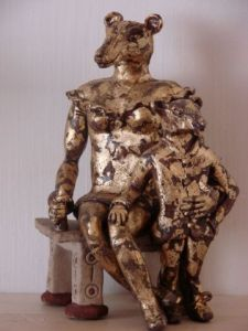 Sculpture de Guillaume Chaye: Maternite