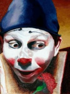 Dessin de leasoo: Clown