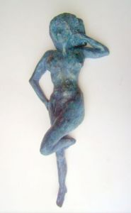 Sculpture de michelf: nu allonge