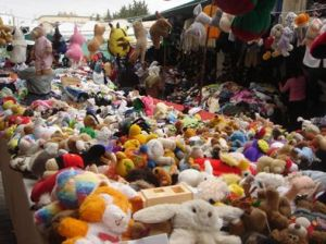 Photo de mouna jemal siala: peluches de tunis