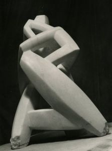Sculpture de Christian Breazu: Penseur