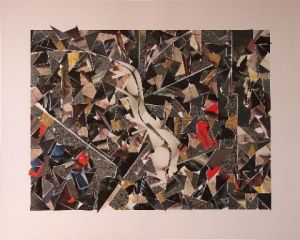 Collage de Christine THELOT: Essais Moderne 22