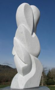 Sculpture de cavalli-sculpteur: Séduction