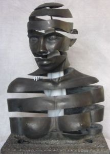 Sculpture de Daniel Giraud: Fragments