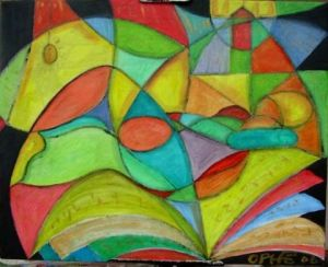 Peinture de ophe: Color book