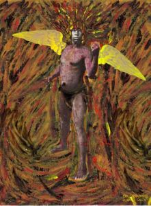 Collage de djamels: African Angel