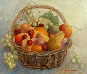 Peinture fruit sur LiveGalerie
