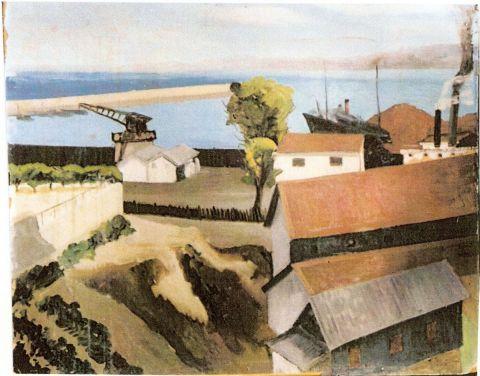 Port de bougie algerie peinture bernasconi louis for Peinture satinee algerie prix