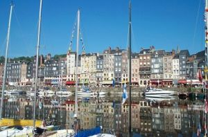 Photo de Isabelle Richet: Port de Honfleur