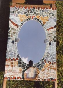 Mosaique de so: fée