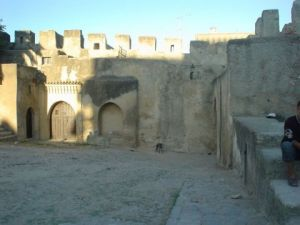 Photo de said: place porte de la Kasbah