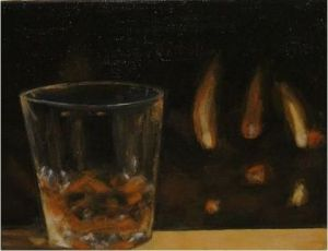 Voir cette oeuvre de Angela Carr: Whisky with ice