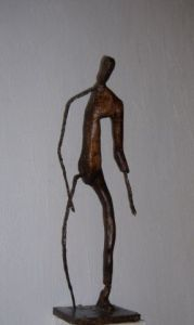 Sculpture de Nai: déambulation