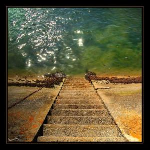 Voir cette oeuvre de nathalie56: Stairs..