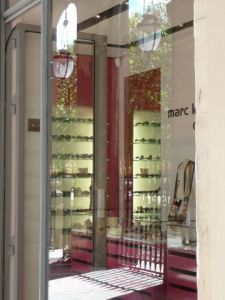 Photo de Tina Agelys: Vitrine 1