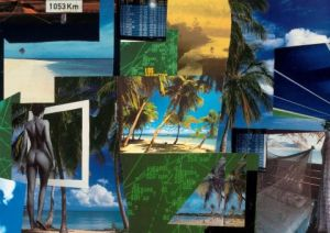 Collage de Francois Geal: 1053 km