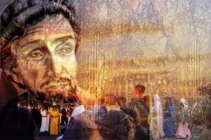 Art_numerique de Paul BENICHOU: Massoud ou es tu ?