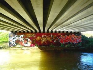 Photo de Loalx: Pont artistique