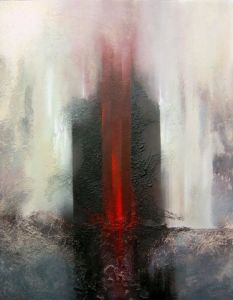 Peinture de perez irusta: Tower of strength