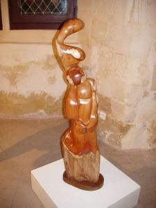 Sculpture de jerome burel: X2