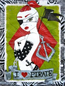 Peinture de NaRKoCeRiZz: So Pirate