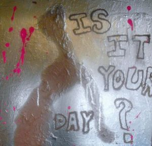 Voir cette oeuvre de Genevieve MERCET: IS IT YOUR DAY?