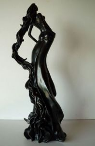 Sculpture de Myr: BLACK III