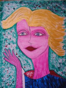 Peinture de GHIS: ROSE'S MOTHER