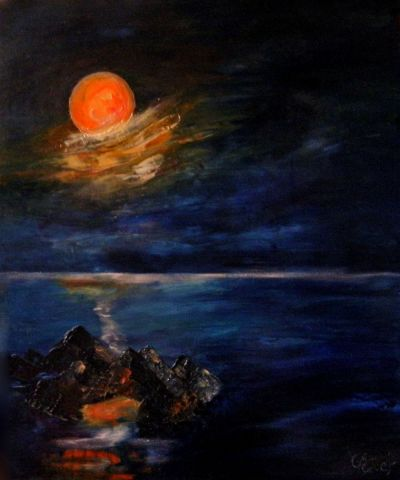 Peinture bleu nuit chambre meilleures id es cr atives for Peinture bleu nuit