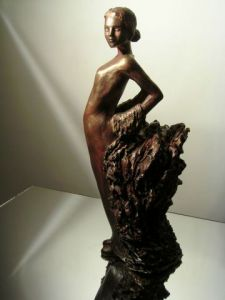 Sculpture de buzy: Flamenco