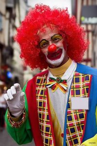 Photo de vassago: le clown