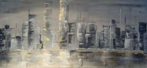 Peinture de VERONIKA L: NEW YORK 2