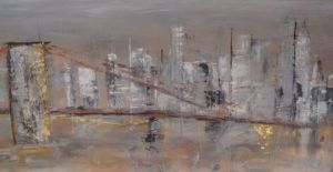 Peinture de VERONIKA L: NEW YORK 4