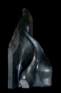 Sculpture de Bernard CHOPIN : Abstraction