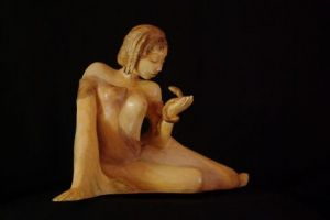 Sculpture de Florence MARTINI: Tentation