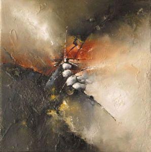 Gestuelle espagnole peinture karine brailly for Peintres abstraits