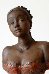 Sculpture de Laetitia MOULIN: Nayanka