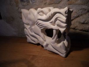 Sculpture de cris: Dragon
