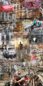Art_numerique de stephane guenet: ROME BY TRUXTMAN