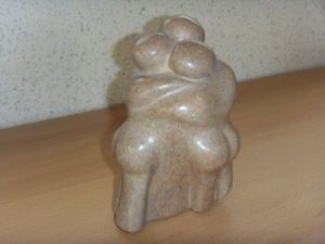 Sculpture de pascaline: SECRET DE FAMILLE