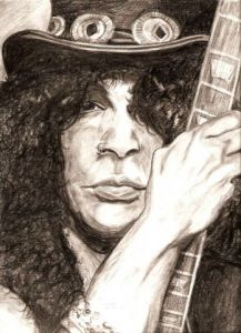 Dessin de Angie: Slash