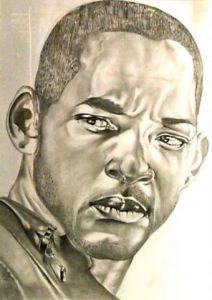 Voir cette oeuvre de Ferge charly: Portrait Will Smith