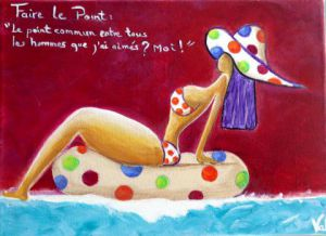 Peinture de Val: Faire le point