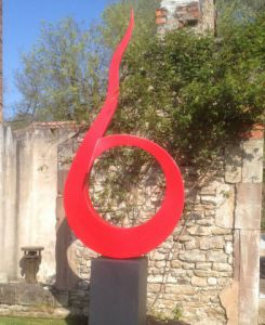 Sculpture de ferber: Circle