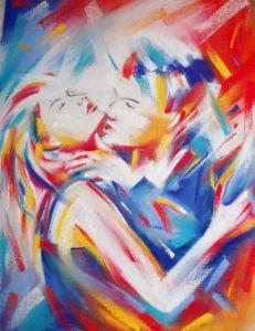 Peinture Couple Sur Livegalerie