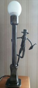 Sculpture de JORG: singin'in the rain