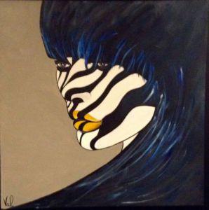 Peinture visage sur livegalerie - Peinture sur visage ...