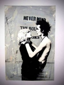 Voir cette oeuvre de wilfried forgues : Sid and Nancy