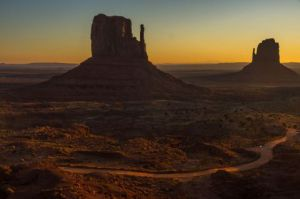 Photo de Serge Demaertelaere: Monument valley 2