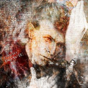 Art_numerique de Matto: David Bowie © Matto 2016